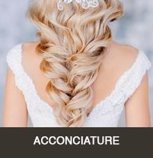 Acconciature capelli donna eventi matrimoni san marino